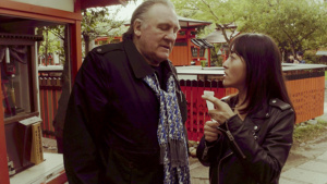 Unterwegs mit Gérard Depardieu - Japan (2/5) - Bild: ARTE F / NOMPAREILLE PRODUCTIONS